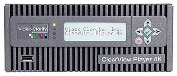 ClearView Player 4K