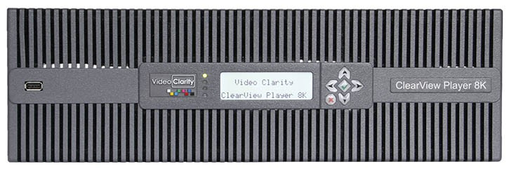 ClearView Player 8K